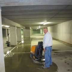Joma Cleaning - Schilde - Parkeergarages
